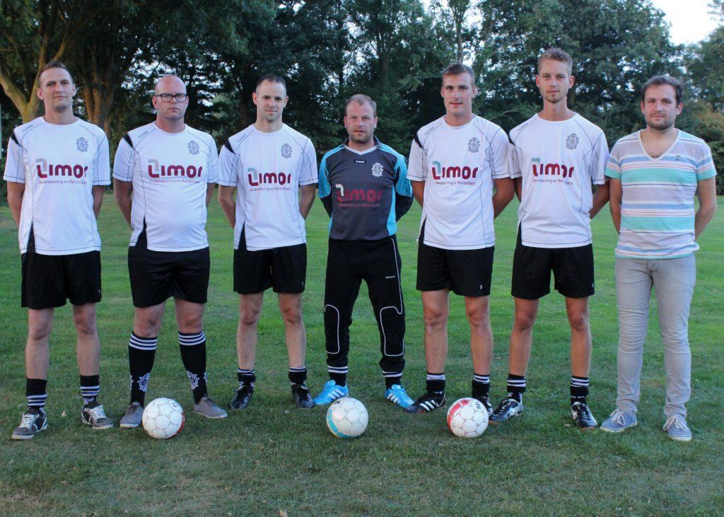 SC Lutten Futsal 1 seizoen 2016-2017