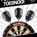 Nieuwe winnaar FORZA Darttoernooi