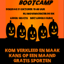Halloween Bootcamp bij MovingCenter De Eik