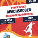 Prins Sport Beachsoccer Toernooi Hardenberg