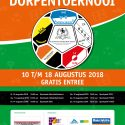 Aanpassing wedstrijdschema Prent Dorpentoernooi