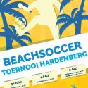 Beachsoccertoernooi Hardenberg